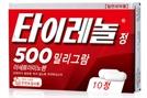 """지난해 편의점 상비약 1위는 타이레놀··""""129억원어치 팔려"""""""