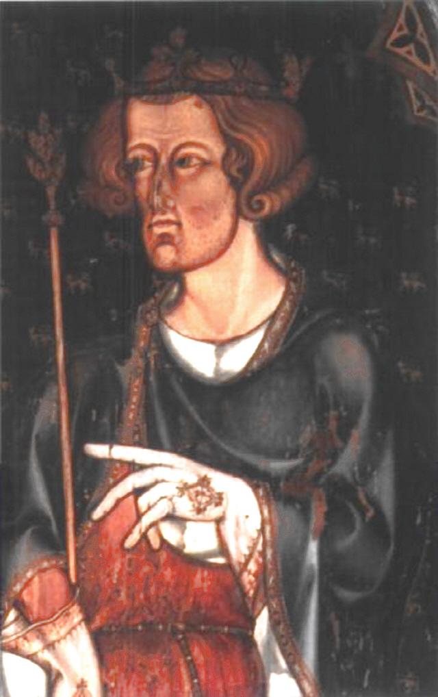 1290년 영국, 유대인 '토사구팽'
