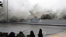 한반도로 오는 태풍 '다나스' 장마전선 만나 엄청난 비 뿌린다