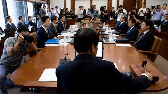 금통위, 기준금리 인하에 한미 정책금리 차 -0.75%포인트→-1.00% 포인트 확대
