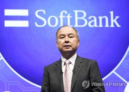 """손정의 """"일본은 AI 후진국…투자할만한 기업 없어"""""""
