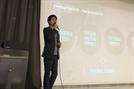 """정상호 델리오 대표 """"기업용 블록체인에 네트워크 토큰 더하면 활용성 커진다"""""""