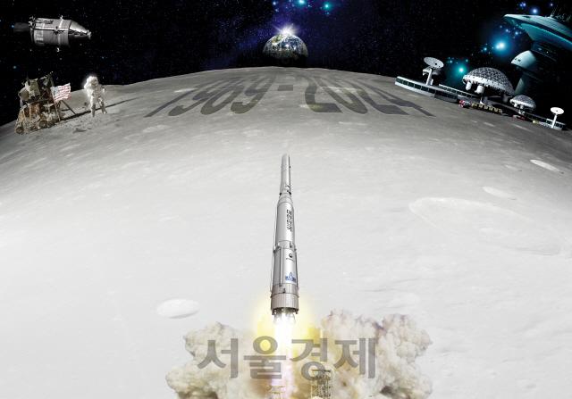[토요워치] 달, 희귀자원 품은 기회의 땅…우주 신대륙 연구 전초기지