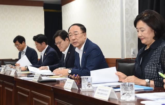 예산·규제완화·세제 패키지로 日수출규제 대응 총력전