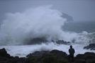 태풍 '다나스' 급격히 약화...남부내륙서 소멸할 듯