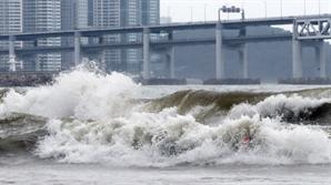 태풍 '다나스'에 남부지역 침수피해 잇따라