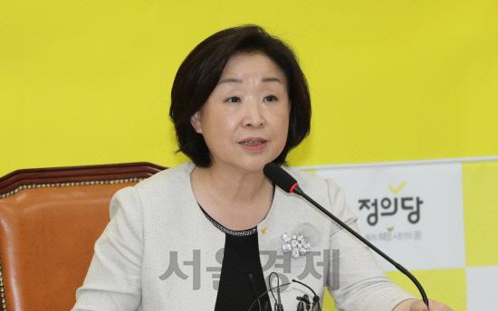 '노회찬 1주기' 심상정 '진보집권 꿈 향해 나아갈 것'