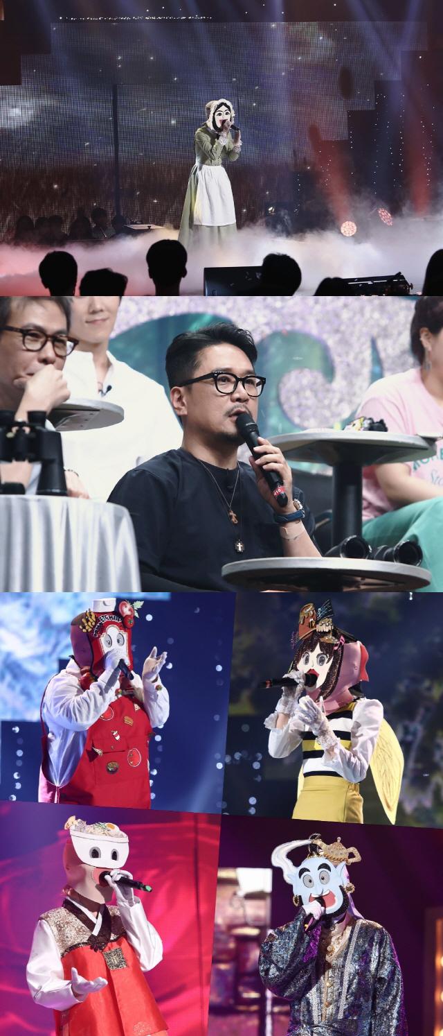 '복면가왕' 나이팅게일이 부르는 '가왕'의 노래, 4연승 성공?