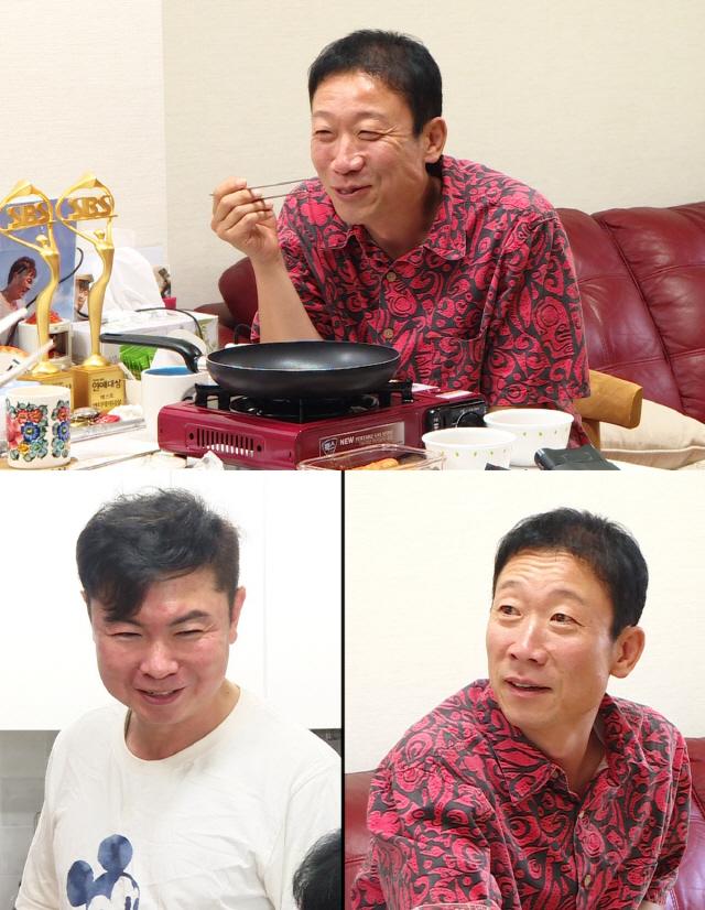'미운 우리 새끼' '임원희X정석용' 쉰 아재들의 설렘 폭발