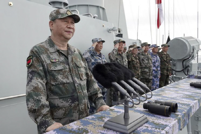 """WSJ """"中, 캄보디아 해군기지 이용 비밀 합의""""…캄보디아 """"가짜뉴스"""""""