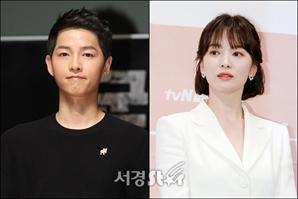 [공식입장] 송혜교·송중기 이혼 성립..'위자료, 재산분할 없이 절차 마무리'