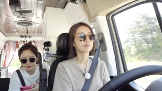 '볼수록 예쁘네'…성유리 '캠핑클럽'서 착용한 선글라스에 '관심 폭발'