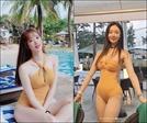 """김한나·양정원, 美친 쇄골에 S라인까지 """"우열 못 가릴 섹시美"""""""