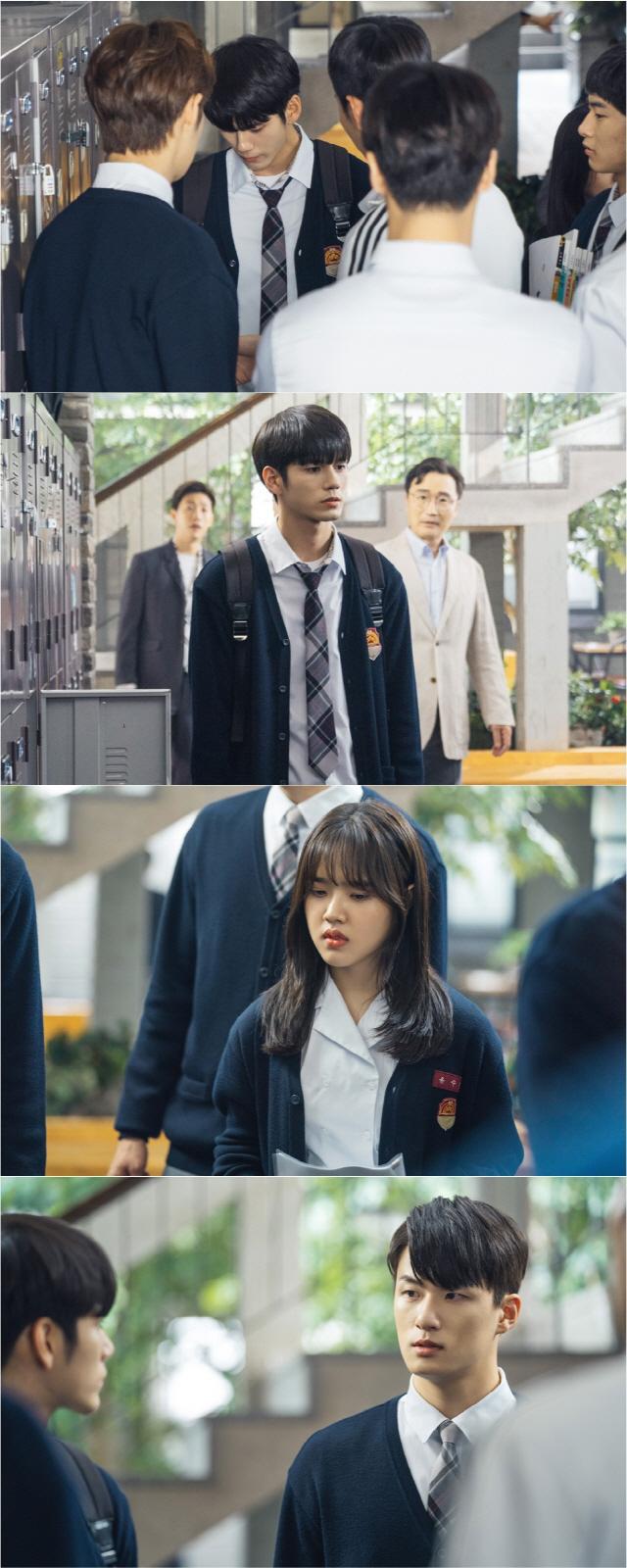 '열여덟의 순간' 옹성우VS신승호, 라이벌 구도 본격 가동 예고