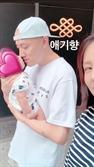 '재벌가 며느리' 조수애, 남편 박서원과 2세 사진 공개…'감출 수 없는 행복 미소'