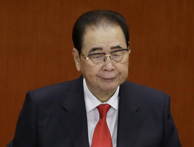 '톈안먼 강경 진압' 리펑 전 中 총리 사망