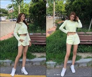 """김연정 치어리더 """"우리나라 사람 아냐"""" 폭발하는 섹시미에 감탄만"""