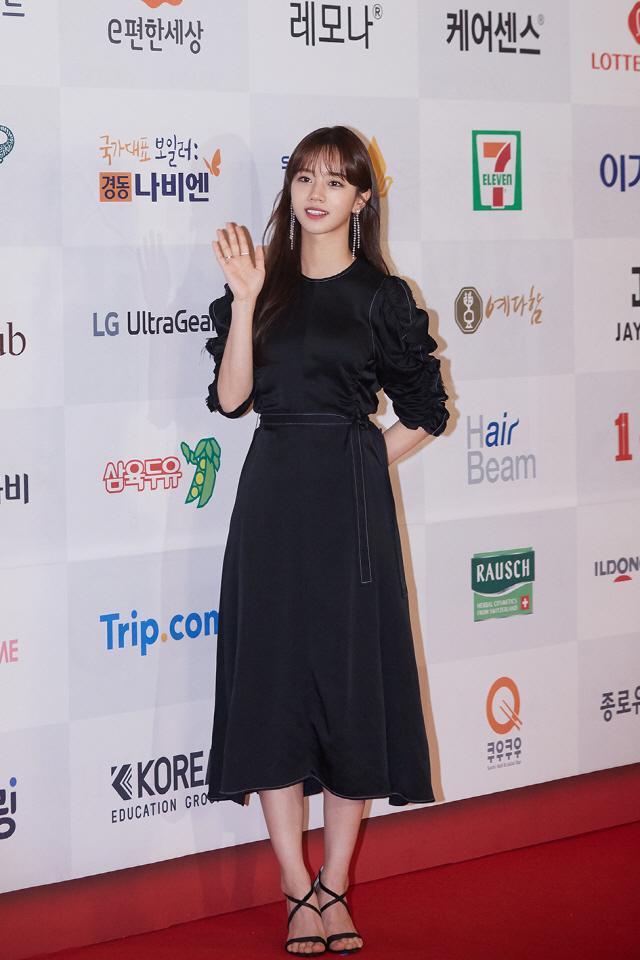 '2019 올해의 브랜드 대상' 혜리, 여자예능돌 부문 수상