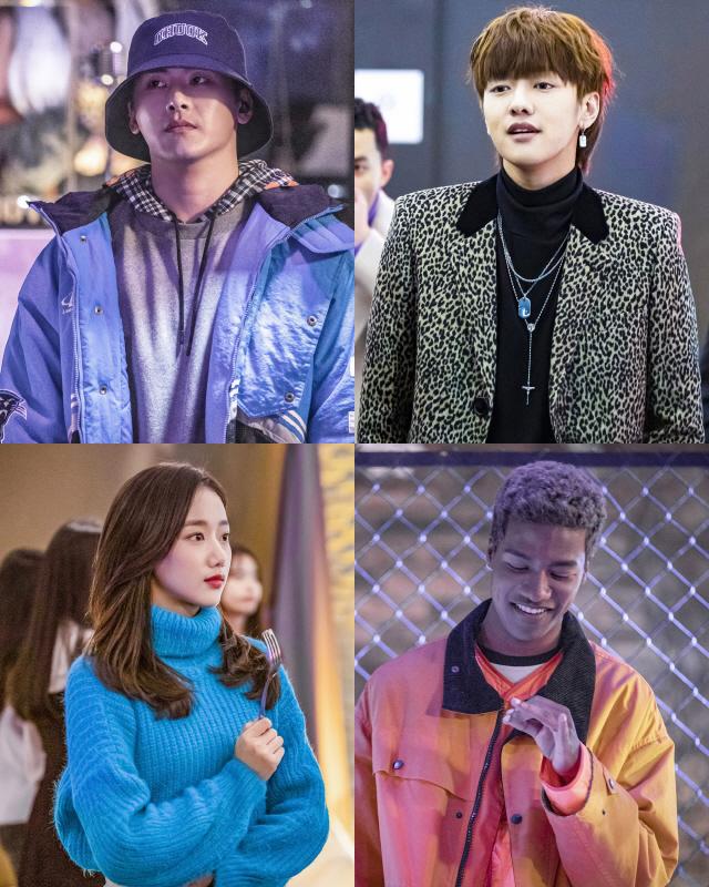 [공식] '힙합왕' 이호원·신원호·이나은·한현민 주연, 한국최초 힙합 드라마 편성