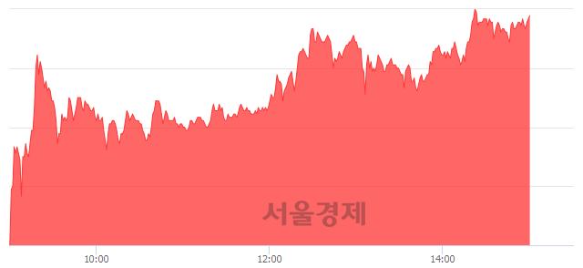 유남영비비안, 상한가 진입.. +29.77% ↑