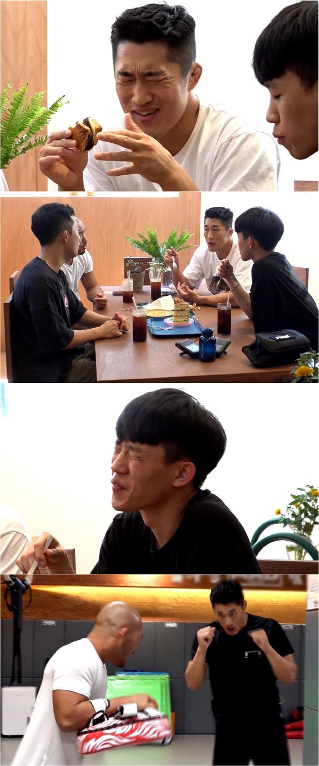 '전지적 참견 시점' 김동현, '핵' 반전 '디저트 파이터' 등극..'대박이지'