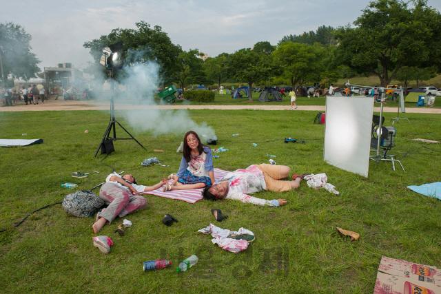 임안나 작가, '사진계 칸' 아를사진축제서 대상