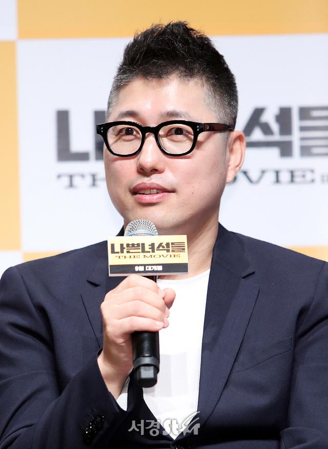 손용호 감독, 훈훈한 비주얼 (나쁜 녀석들 제작보고회)