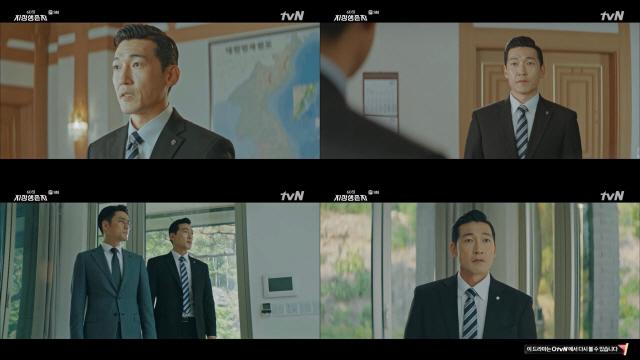 '60일, 지정생존자' 공정환, 지진희에 무한 충성X신뢰 약속 '묵직한 감동'
