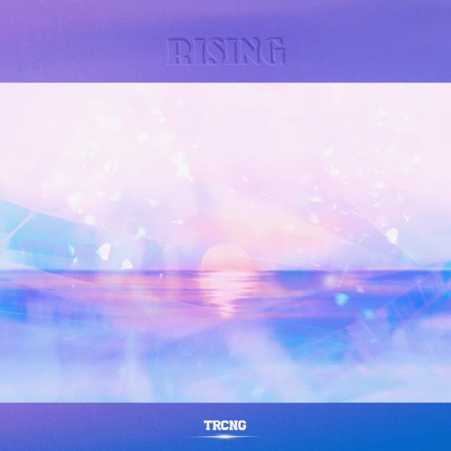 차세대 루키 TRCNG, 두 번째 싱글 RISING 커버 이미지 공개
