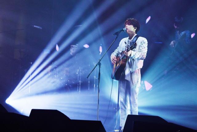 '싱어송라이돌' 정세운, 단독 콘서트 'ZERO' 서울 공연 성료