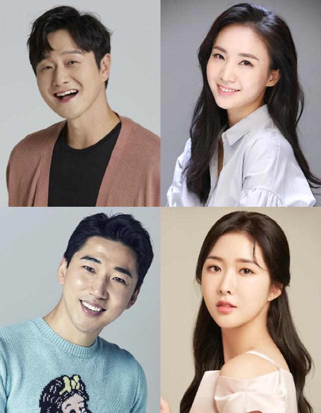 [공식] 김원효·황인혜-영기·조승희, '2019 SOBA' 블루카펫 MC 낙점
