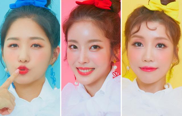 '미스트롯' 비주얼 3인방, 정다경X두리X박성연 'Venus' 탄생