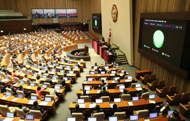 (속보)첨단재생의료법 국회 본회의 통과