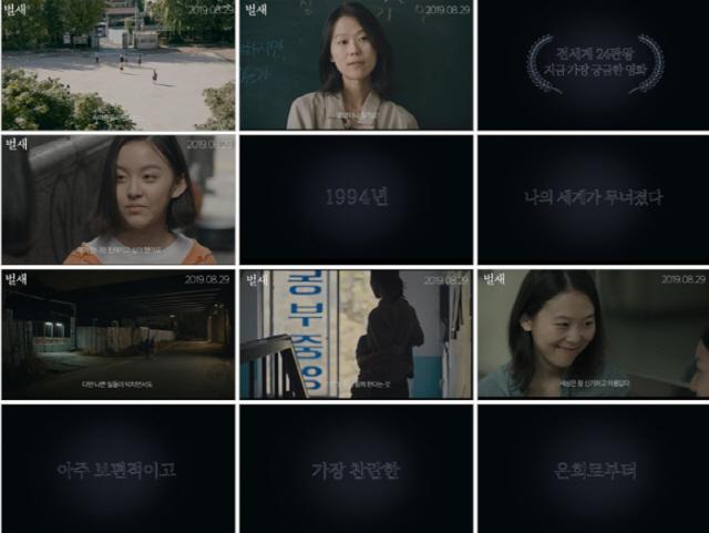 '벌새' 8월 29일 개봉 확정, 마음을 뒤흔드는 메인 예고편 공개