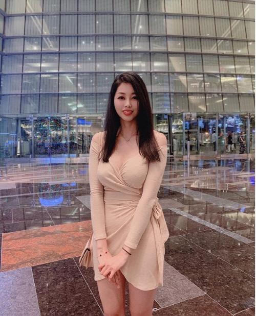 서동주, 육감몸매 '딱' 드러나는 원피스 '그래 이게 섹시美야'