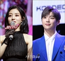 """""""호감 갖고 만나""""…강다니엘-트와이스 지효 커플 탄생"""
