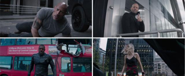 '분노의 질주: 홉스&쇼' 드웨인 존슨 vs 제이슨 스타뎀, 패션 스타일 화제