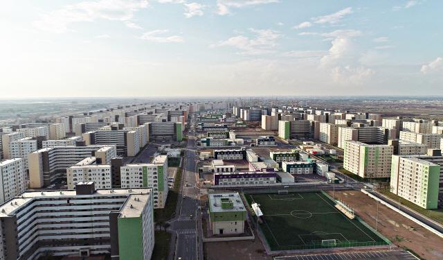 한화건설, 이라크 비스마야 신도시 '순항'