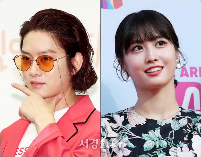[전문] 김희철 · 모모 열애설 해프닝..'친한 선후배 사이일 뿐'