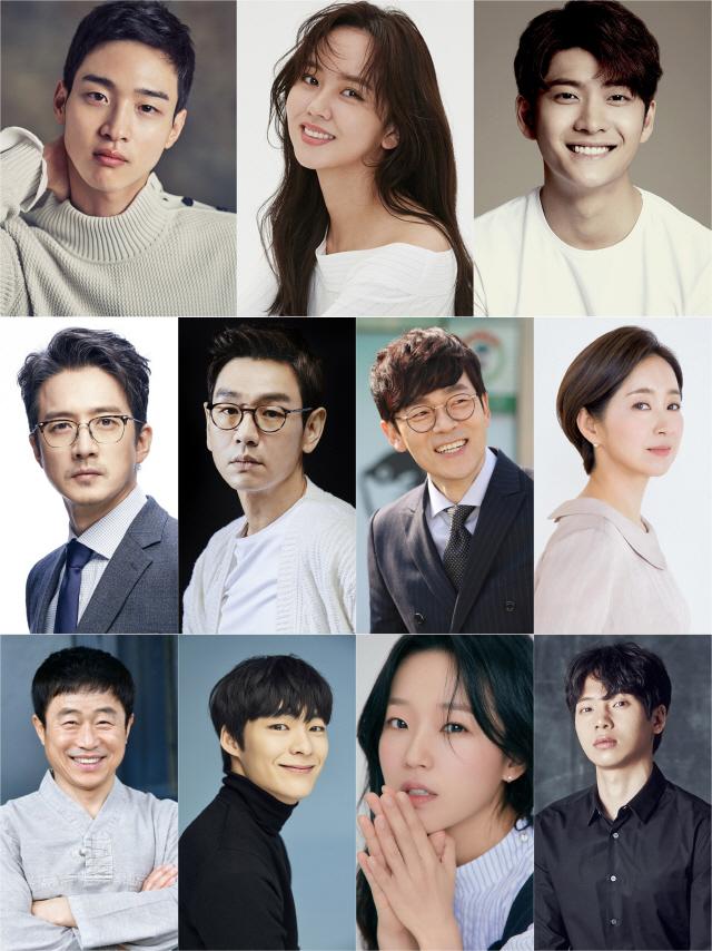 '조선로코-녹두전' 청춘 배우부터 연기고수까지 총출동, 퍼펙트 드림팀