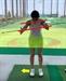 [김민선의 올포인트레슨]어깨·양팔·지면 일직선되게 오른발 움직여 스탠스 넓혀야