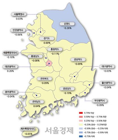 민간택지 분양가상한제 발표 앞두고..서울 아파트 매매·전셋값 상승세 지속