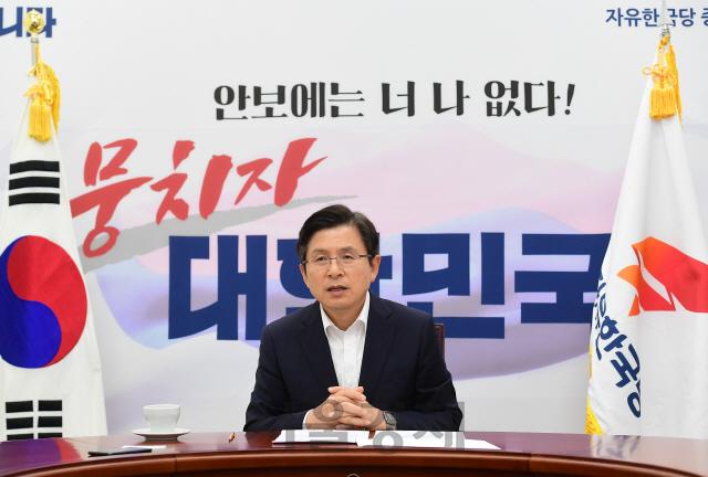 [인터뷰]황교안 '克日만 앞세우면 기업 피해 불보듯..文, 아베와 대화 나서야'