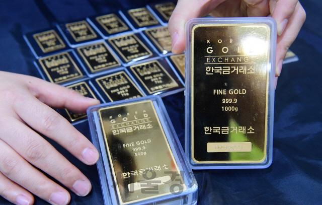 6년만에 최고…치솟는 금값