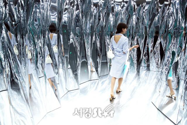티파니, 8월 10일부터 '티파니 다이아몬드(The Diamonds of Tiffany)'展 개최