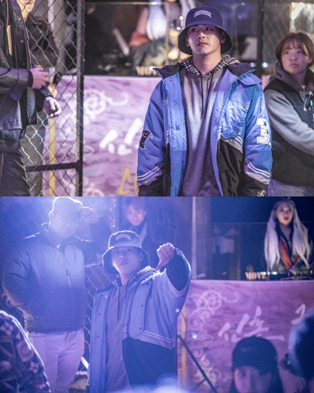 '힙합왕-나스나길' 이호원, 출연소감..'한국 최초의 힙합드라마에 참여해서 영광'