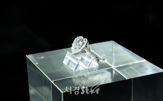 아름다운 '티파니 다이아몬드'