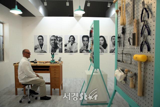 DDP서 '티파니 다이아몬드' 체험형 전시