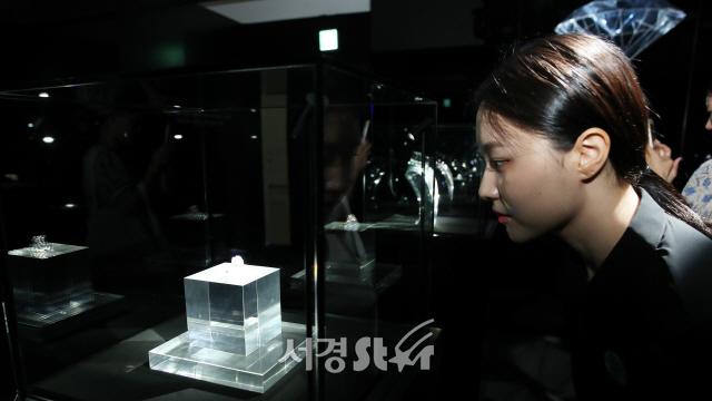 '티파니 다이아몬드(The Diamonds of Tiffany)'展