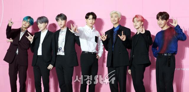 [전문] 방탄소년단, 데뷔 후 첫 공식 휴가..'일상의 삶을 즐길 재충전의 시간'
